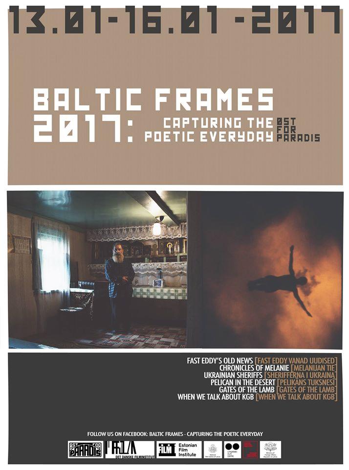 Baltic Frames - Film Festival Opening in Øst for Paradis -